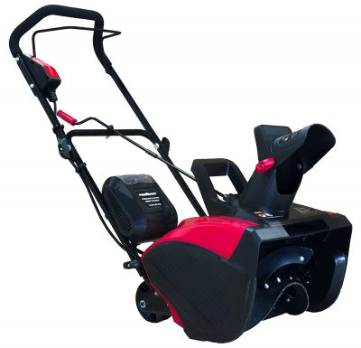 "2. PowerSmart 18"" Snow Blower (DB2401)"