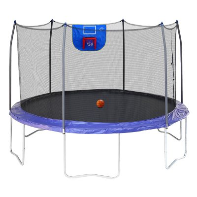 2. Skywalker 12-Feet Trampoline (Jump N' Dunk)