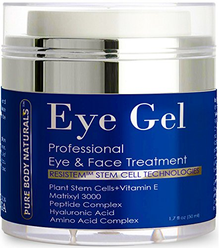 2. Pure Body Naturals Eye Gel Treatment