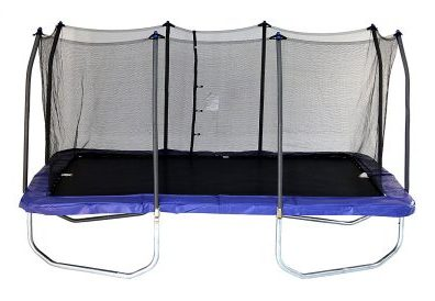 4. Skywalker 15-Feet Rectangle Trampoline