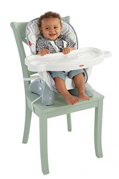 5. Fisher-Price Geo Meadow High Chair