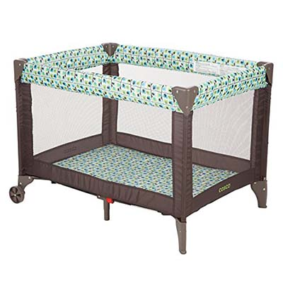 6. Cosco Elephant Squares Play Yard