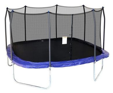 8. Skywalker Square Trampoline (14-Feet)