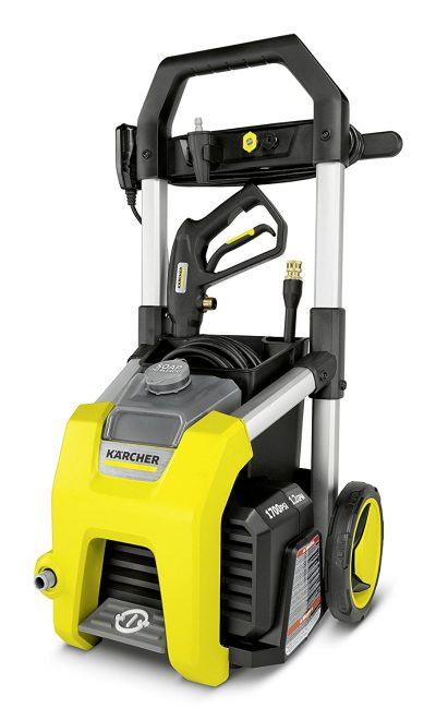 8. Karcher Electric Pressure Washer (K1700)