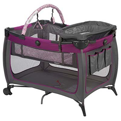 8. Safety 1st Play Yard Bassinet (Prelude)