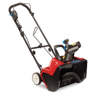 9. Toro 15 Amp Electric Snow Blower (38381)