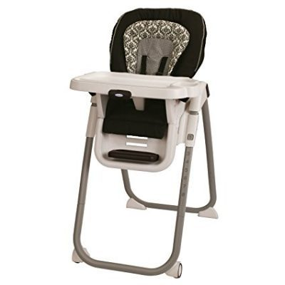 9. Graco Rittenhouse High Chair (TableFit)