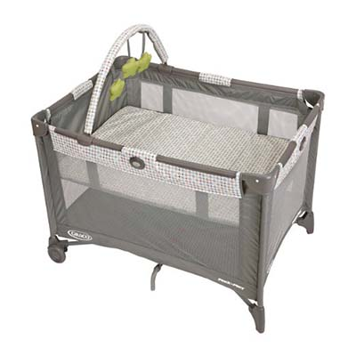 9. Graco Pasadena Playard Bassinet