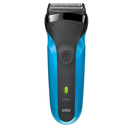 10. Braun Series 3 310s Wet & Dry Electric Shaver for Men