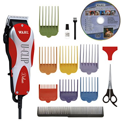 Wahl Professional U-Clip Pet Grooming Kit