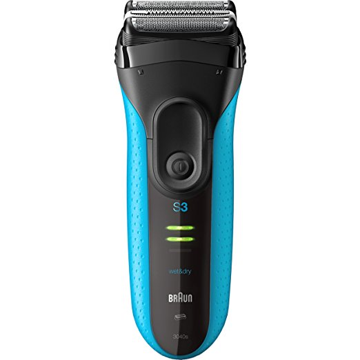 7. Braun Series 3 ProSkin 3040s Wet&Dry Electric Shaver for Men / Rechargeable Electric Razor