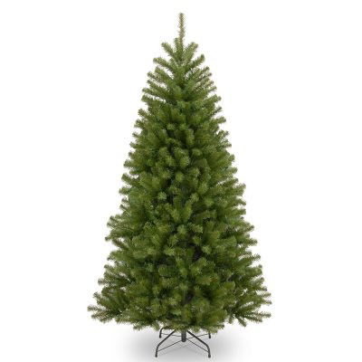 9- National Tree 7.5 ft. North Valley Spruce Tree (NRV7-500-75)