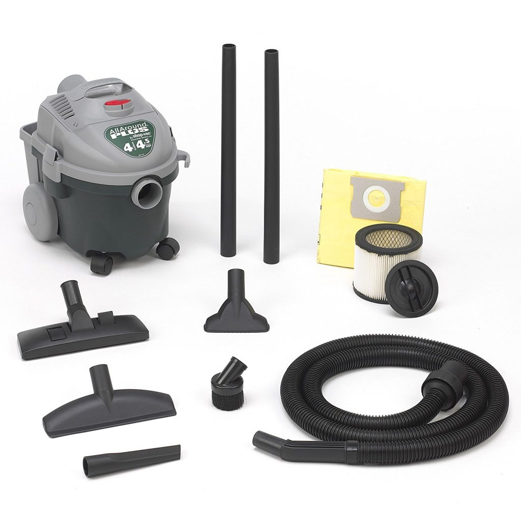 5. Shop-Vac Around Vacuum Cleaner