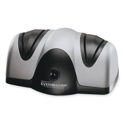 1. Presto EverSharp Electric Knife Sharpener (08800) - Electric Knife Sharpener