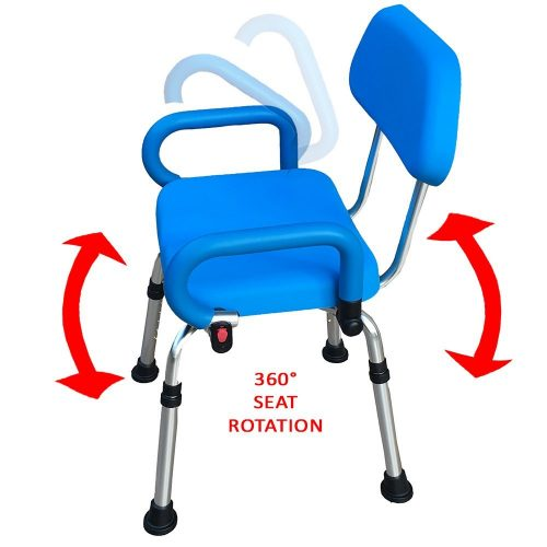 4. Platinuim Health Revolution Pivoting Chair