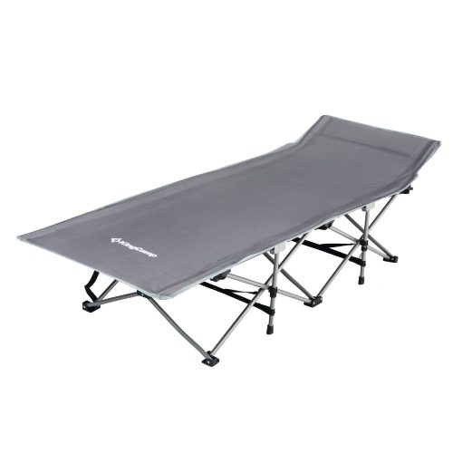 9. KingCamp Strong Stable Camping Bed
