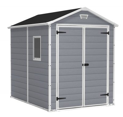 10. Keter Manor Storage Shed