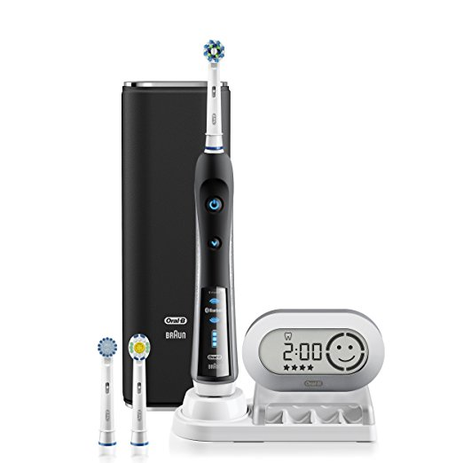 10. Oral-B Black Electrical Toothbrush