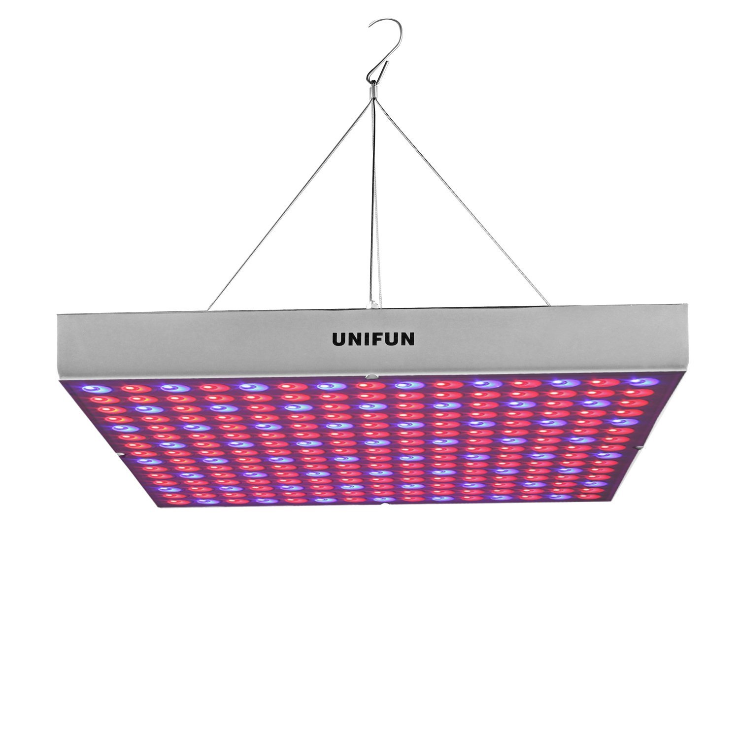 4. UNIFUN 45W LED Grow Light