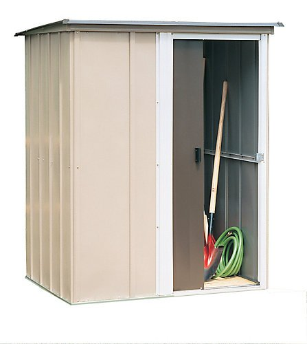 5. Arrow Shed BW54 Brentwood 5-Feet by 4-Feet Steel Storage Shed