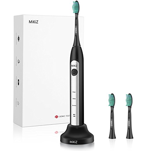 6. MiKiZ Electrical Toothbrush