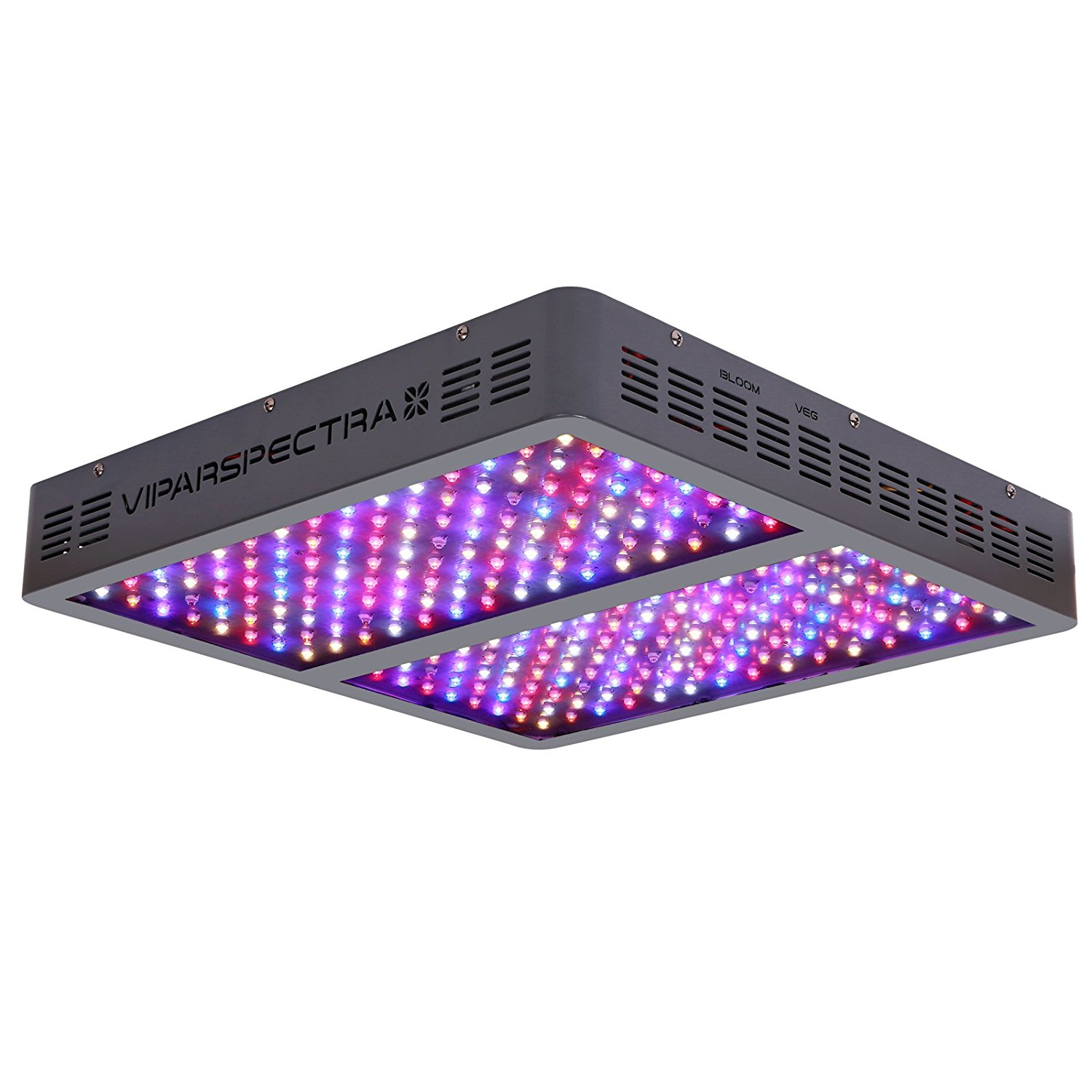 7. VIPARSPECTRA LED Grow Light (1200W)