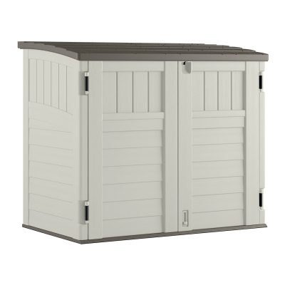 8. Suncast BMS2500 Horizontal Storage Shed