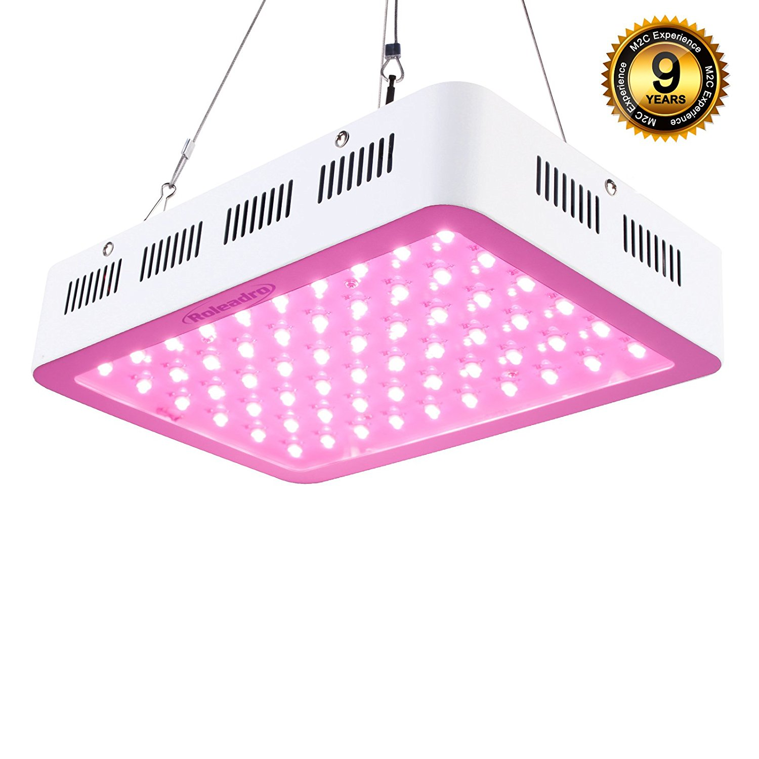 9. Roleadro 300W LED Grow Light