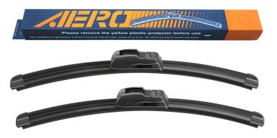 "4. Aero 26"" + 14"" Set of 2 Windshield Wiper Blades"