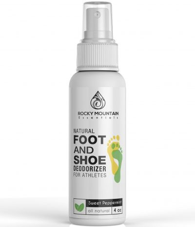 9. Gold Mountain Beauty Shoe Deodorizer and Foot Odor Eliminator