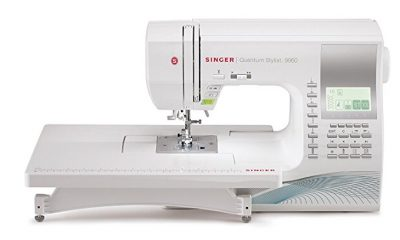 10. Toyota Super Jeans J34 Sewing Machine
