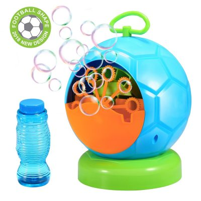 3. Geekper Automatic Bubble Machine