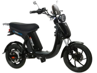 4. GigaByke Groove Electric Scooter