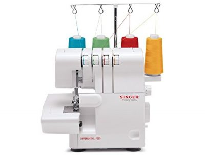 4. SINGER ProFinish 14CG754 Serger Sewing Machine