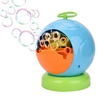7. Showin Bubble Machine for Kids