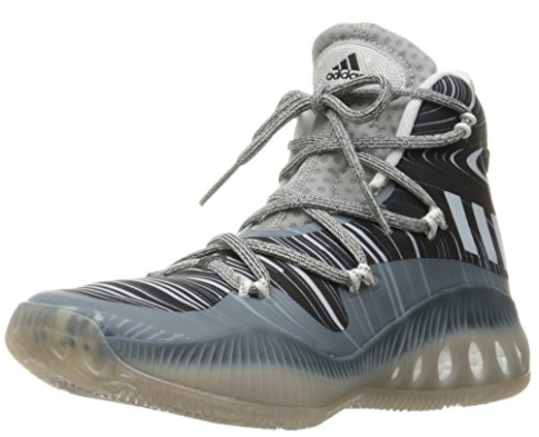 2. Adidas Performance Men's Crazy Explosive