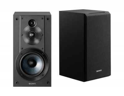 7. Sony SSCS5 3-Driver Speaker System