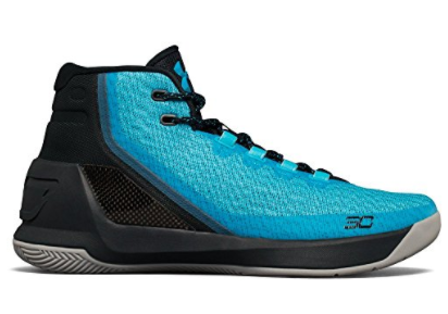 5. Under Armour Men's Curry 3Zero