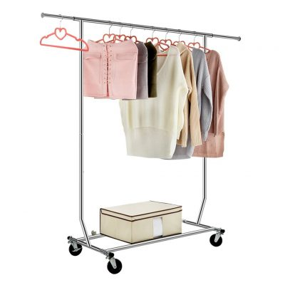 5. LANGRIA Heavy Duty Garment Rack