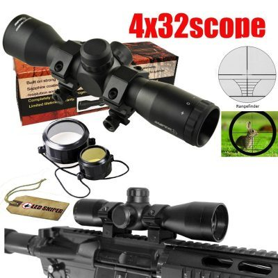 5. Scopeworld Ledsniper Compact Scope 4x32