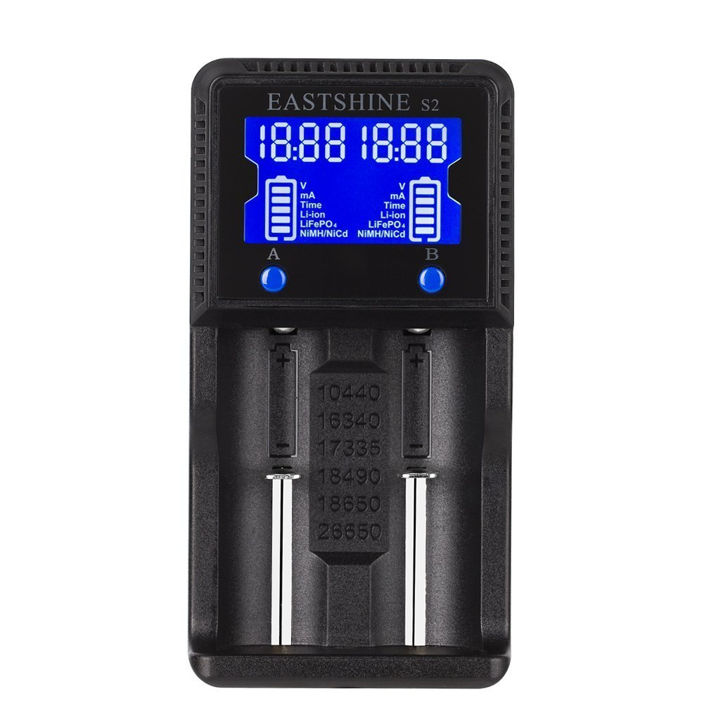 6. Universal Battery Charger