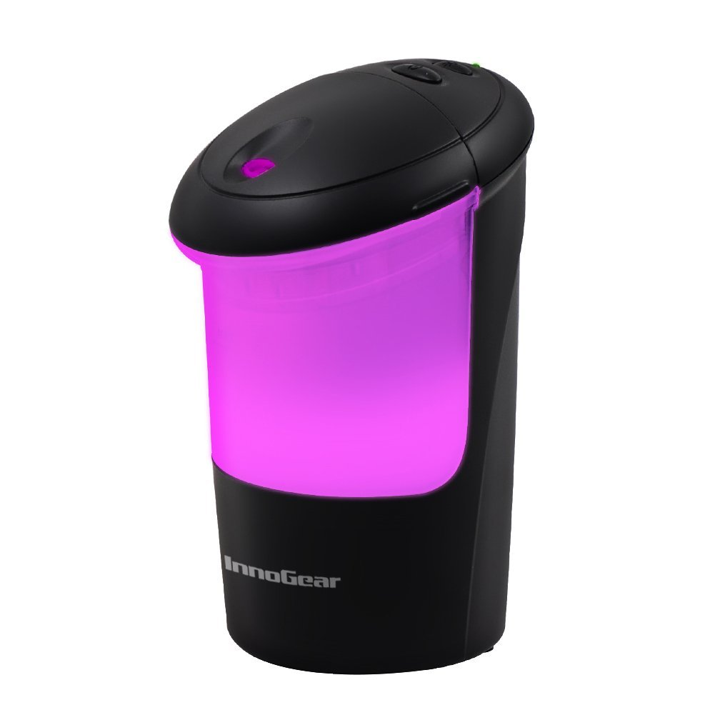 6. InnoGear USB Car Essential Oil Diffuser