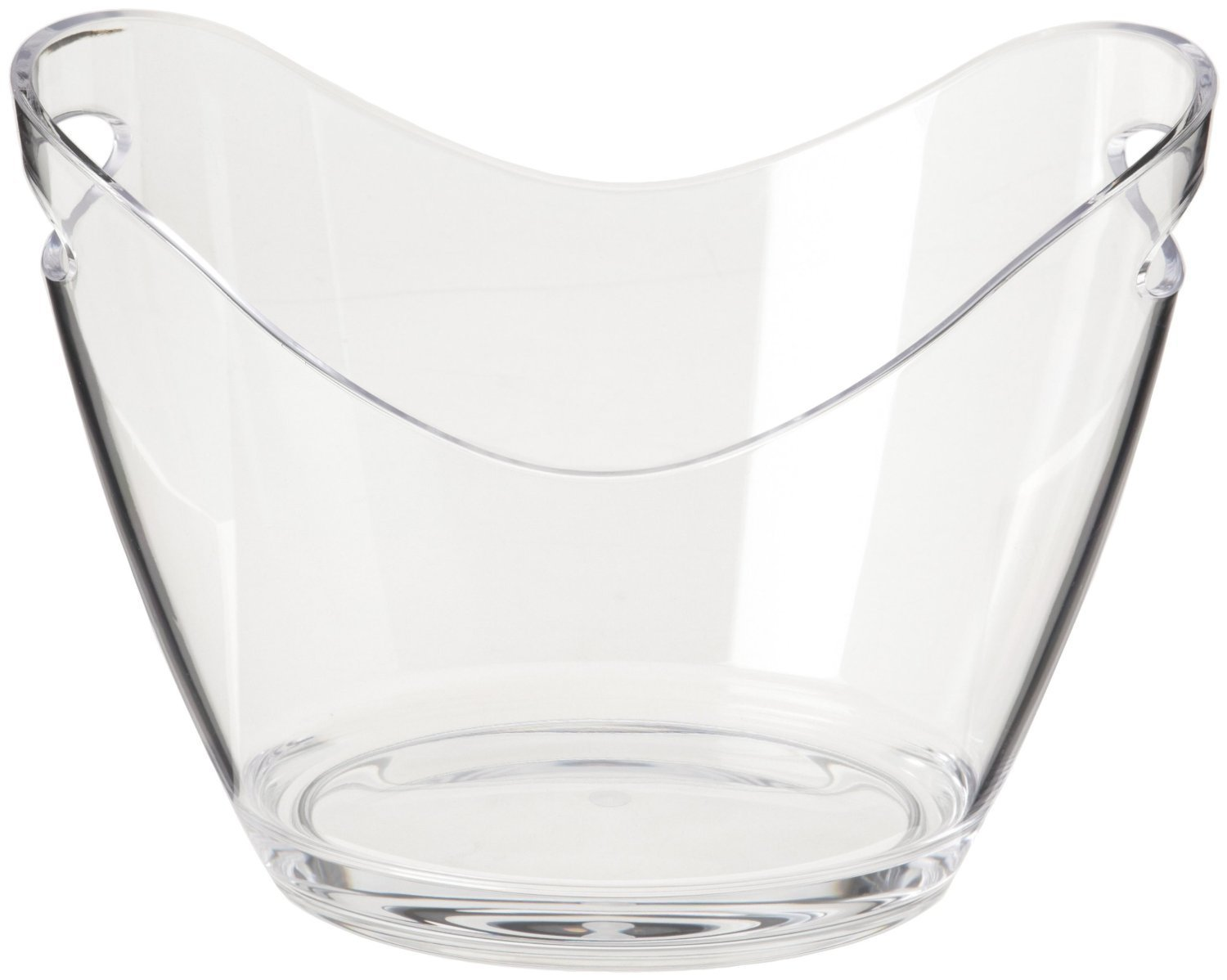 6. Agog Clear Acrylic Ice Bucket