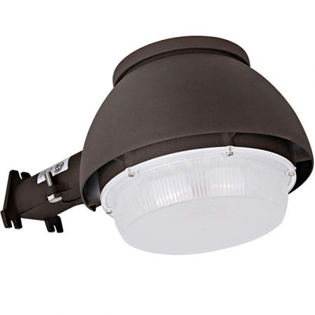 6. Hykolity LED Barn Light 40W, 4400lm Dusk to Dawn Yard Light with Photocell