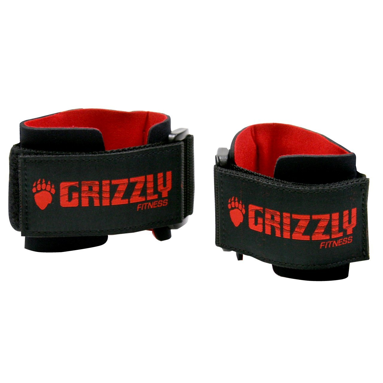 7. Grizzly Fitness Training Wrist Wraps
