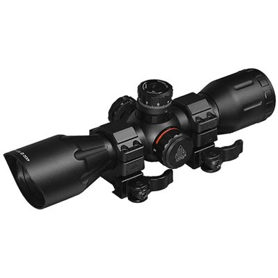 "9. UTG 4X32 1"" Crossbow Scope"
