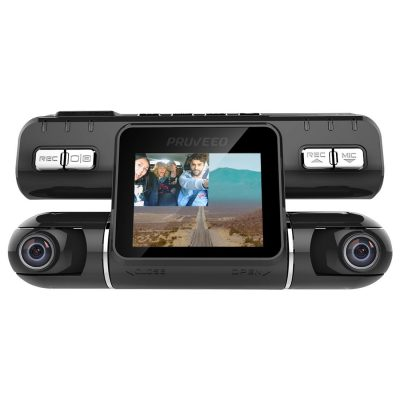 9. PRUVEEO MX2 Dash Cam for Cars