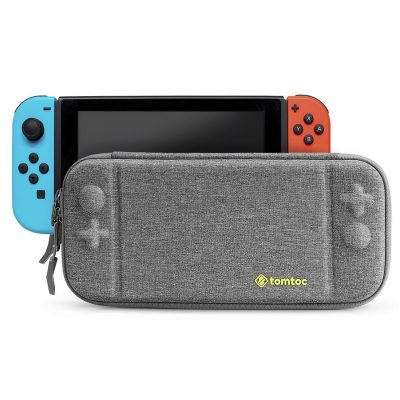 2. Slim Case compatible with Nintendo Switch