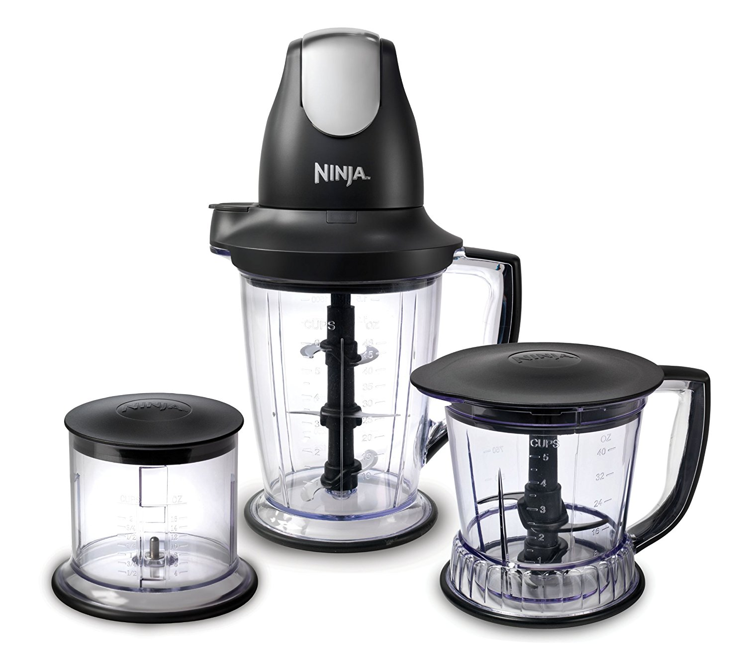 4. Ninja Master Prep Professional Food Processor