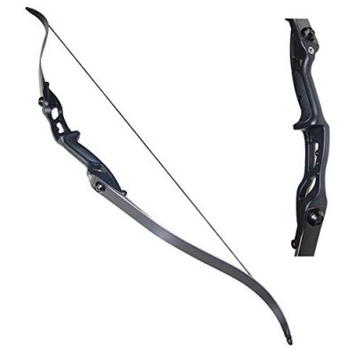 "4. Toparchery 56"" Takedown Hunting Bow"
